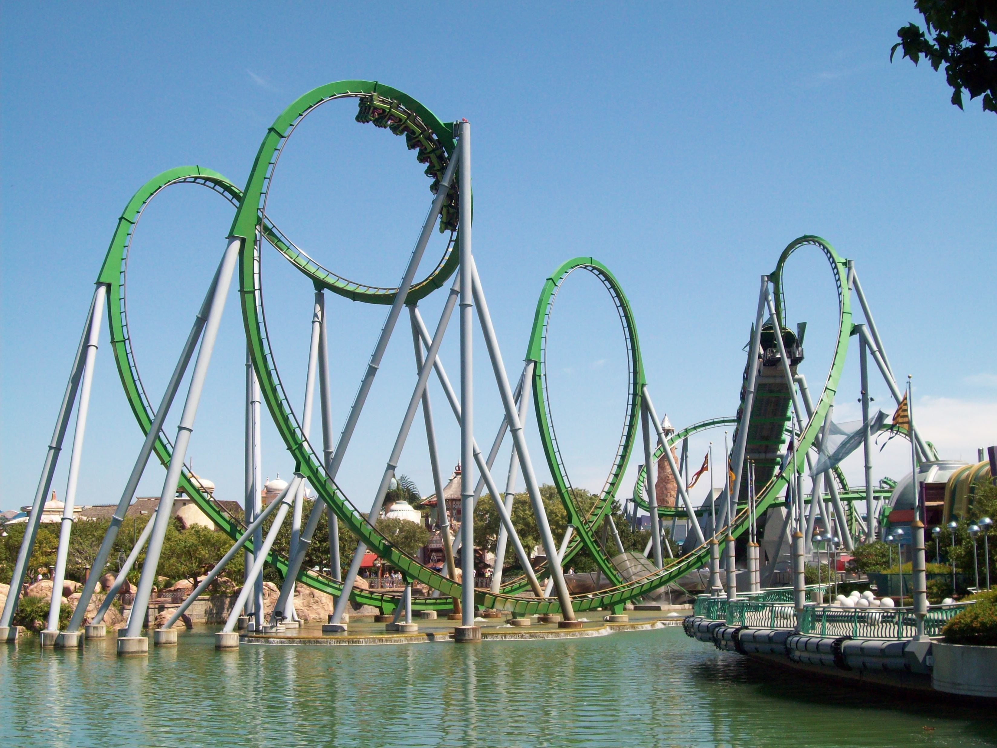 an analysis of the topic of the roller coaster thrill The above discussion and force analysis applies to the circular-like motion of a roller coaster car in a clothoid loop the second section along a roller coaster track where circular motion is experienced is along the small dips and hills.